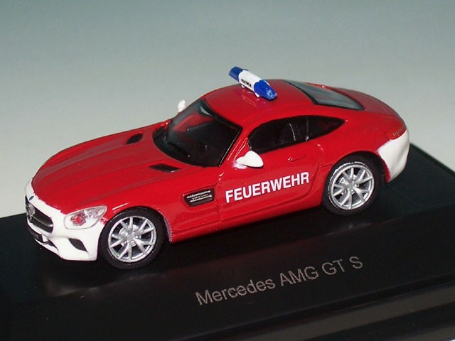 MB AMG GT S FW (SCU 45 262 8500)
